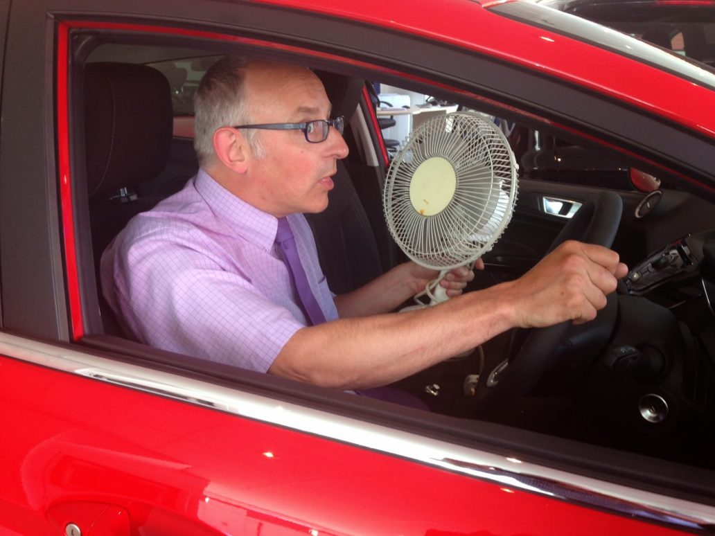 Is Your Car Air Conditioning Keeping You Cool This Summer