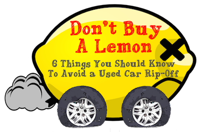 dont buy a lemon 1