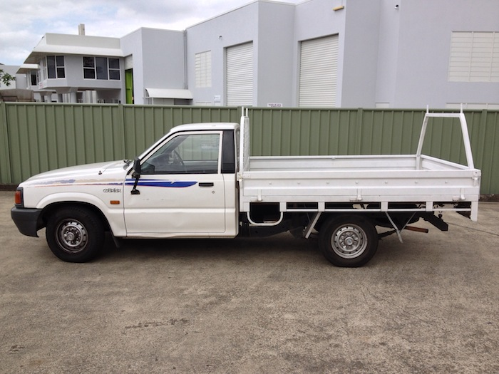 Ford Courier Brisbane